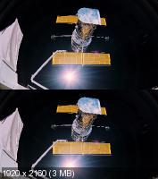 Телескоп Хаббл в 3D / Hubble 3D (2010) BDRip 1080p
